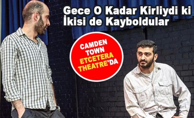İki Mültecinin Yaşam Mücadelesi Londra'da Sahnede