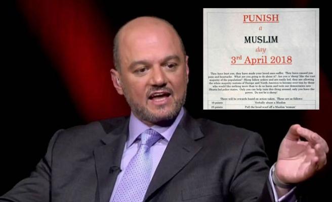 İngiltere'deki Müslümanlardan İslamofobik mektup uyarısı
