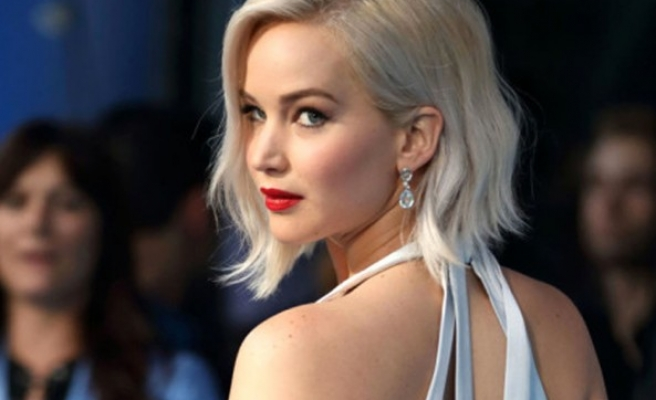 Jennifer Lawrence'in sevgili 'testi'
