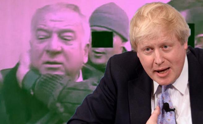 Johnson, Rusya'nın iddialarını 'saçma' buldu