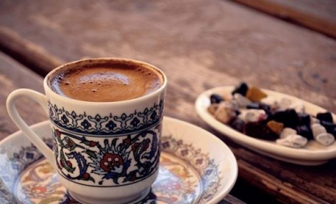 Kahve atardamarları kalsiyumdan temizliyor