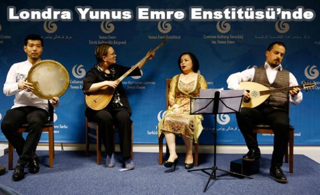 """""""Kaşgar'dan İstanbul'a"""" Konserine Yoğun İlgi"""