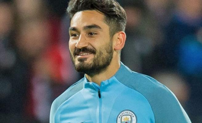 Manchester City'nin yıldızı İlkay Gündoğan, bakın ne yapıyor