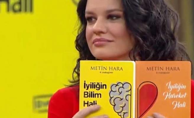 """Metin Hara, """"Kitaplarınızı Okudum"""" diyen Oylum Talu'yu rezil etti"""