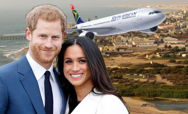 Prens Harry ve Meghan Markle'ın balayı ülkesi belli oldu