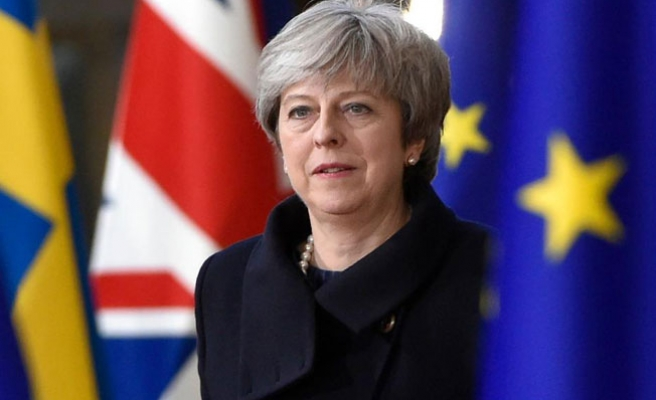Theresa May'den AB'ye Brexit mesajı