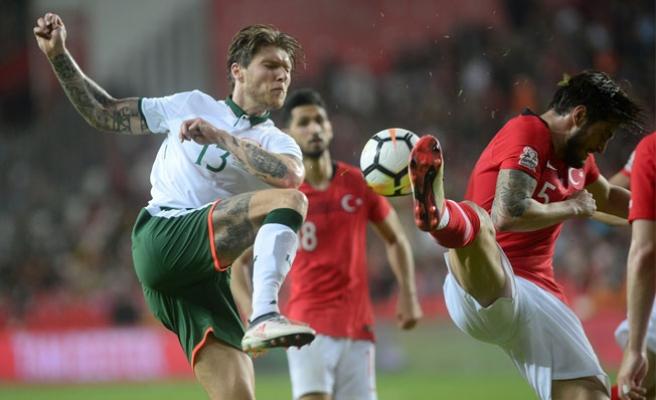 Vasat maçta Türkiye: 1 - İrlanda: 0