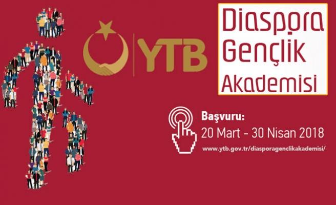 """YTB """"Diaspora Gençlik Akademisi"""" ne başvurular başladı"""