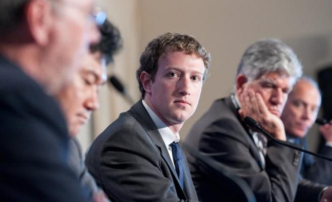 Zuckerberg'den İngiliz parlamentosuna ret