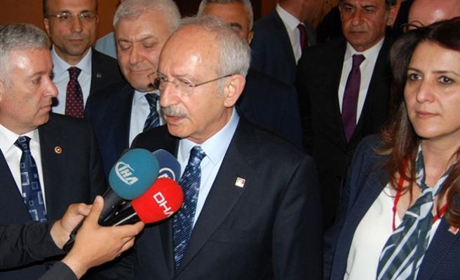 CHP Lideri Kılıçdaroğlu'ndan, Abdullah Gül değerlendirmesi