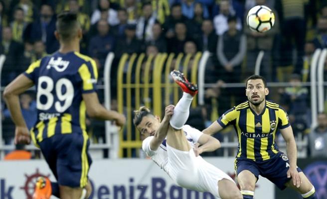 Fenerbahçe, Osmanlıspor karşısında istediğini aldı