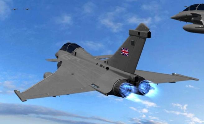 İngiltere operasyona 4 Tornado uçakla katıldı