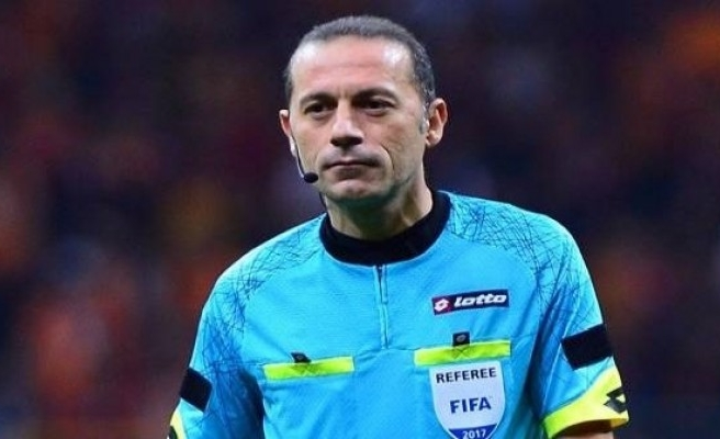 İşte Cüneyt Çakır'ın Dünya Kupası'nda alacağı ücret