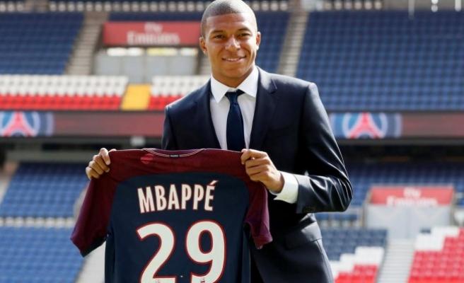 Manchester City, PSG'nin yıldızı Kylian Mbappe'yi istiyor