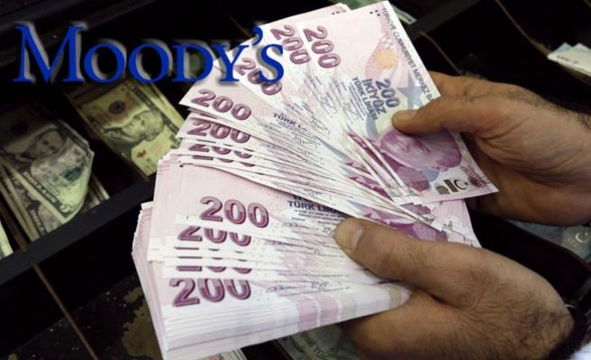 Moody's'ten Türk lirası değerlendirmesi