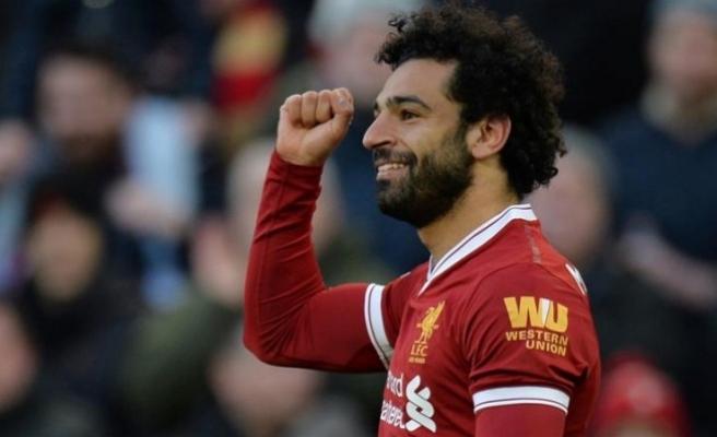 Premier Ligde mart ayının futbolcusu Muhammed Salah
