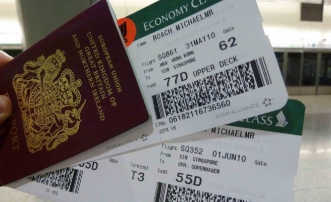 Uçak biletleri artık son anda iade edilebilecek