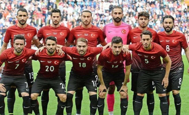 A Milli Futbol Takımı Rusya ile Moskova'da karşılaşacak