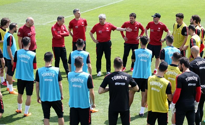 A Milli Futbol Takımımız, Tunus'la karşılaşacak