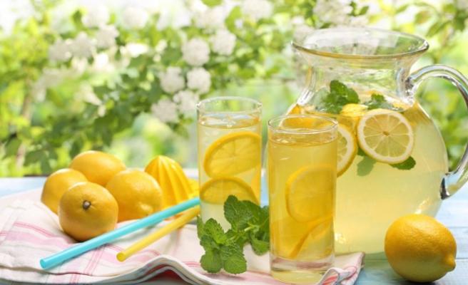 Böbrek taşına karşı limonata