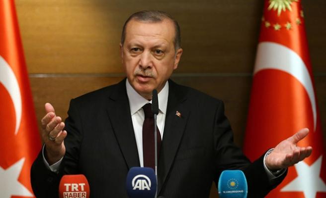 Cumhurbaşkanı Erdoğan: İsrail, bir terör devletidir