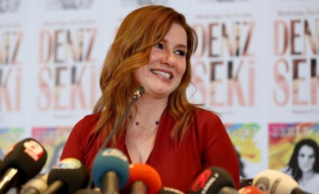 Deniz Seki ve Murat Karabova aşklarını ilan etti