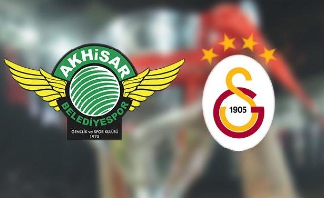 Galatasaray, Akhisarspor maçı hazırlıklarını sürdürdü