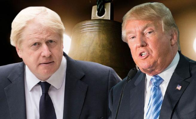 Johnson'a göre Trump Nobel'e aday olabilir