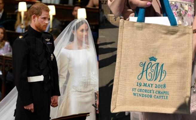 Kraliyet Düğününde verilen hediyeler satışa çıkarıldı