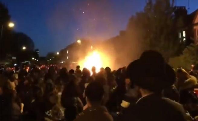 Londra'da Patlama: Çok Sayıda Yaralı Var