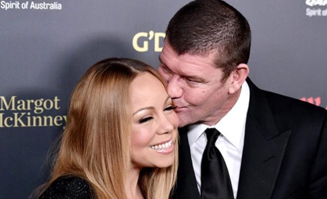 Mariah Carey'ın 13 milyonluk yüzüğü