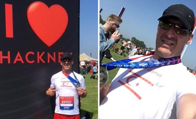 Okan Baysan Hackney Maratonu'nda En İyi Derecesini Aldı