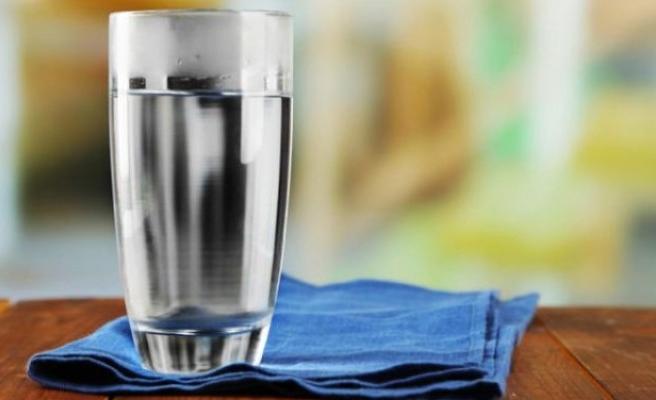 Ramazana su içerek hazırlanın