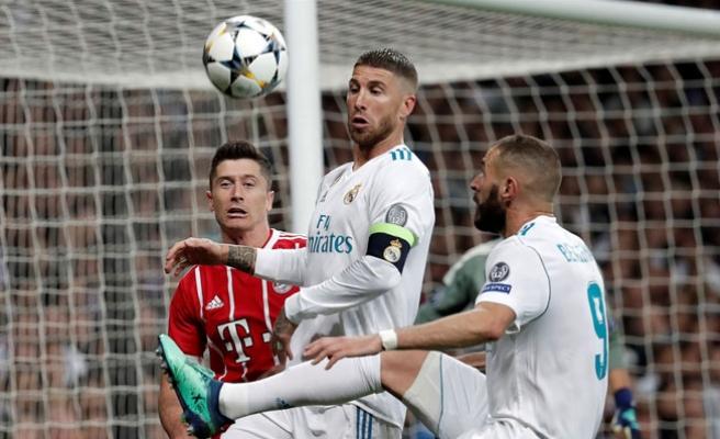 Bayern Münih Elendi, Real Madrid Finale Yükseldi
