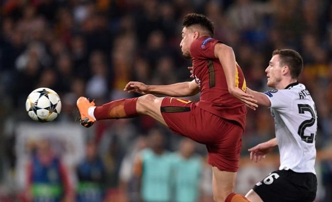 Roma Yenildi, Liverpool Tur Atladı