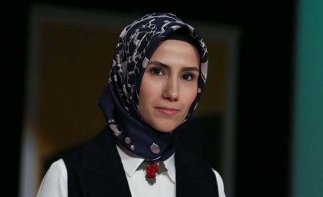 Sümeyye Erdoğan Bayraktar'tan boşanma açıklaması