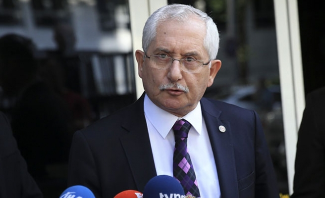 YSK Başkanı Güven'den Son Dakika Adaylık Açıklaması