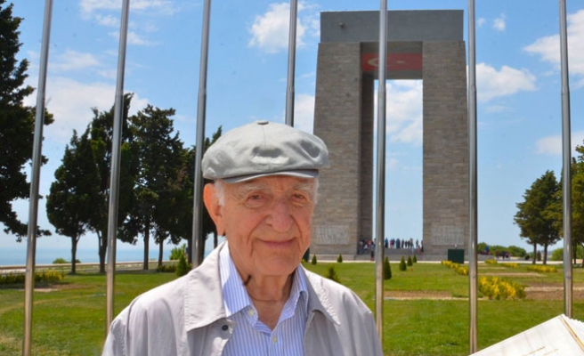 Çanakkale Şehitler Abidesi Mimari Erginbaş Hayatını Kaybetti