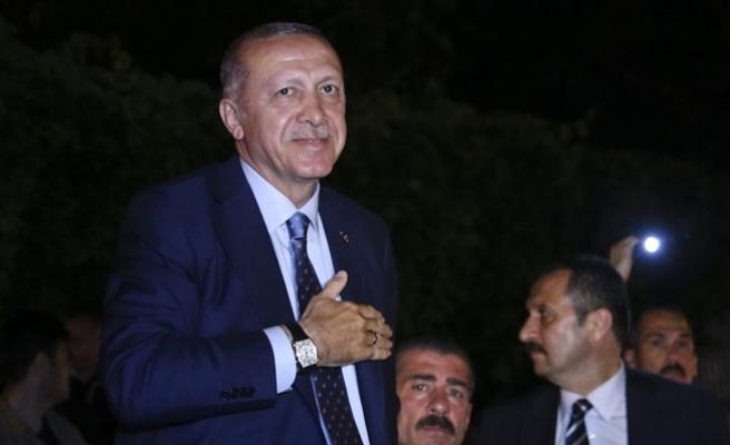 Cumhurbaşkanı Erdoğan'ın zaferi ABD basınında