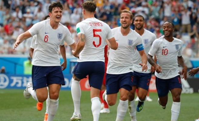 Dünya Kupasında İngiltere, Panama'ya Fark Attı