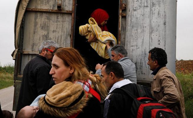 Hırvatistan'da göçmenlere polis kurşunu