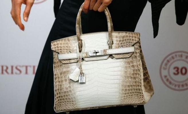 İkinci el çanta açık artırmada 1 milyon liraya satıldı