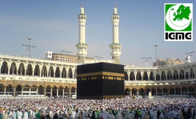 İslam Toplumu Milli Görüş'ten Hac Organizasyonu