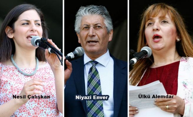 Kıbrıs Türk Kültür Festivali'ne Büyük İlgi