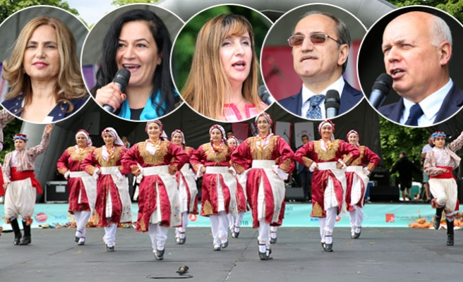 Kıbrıs Türk Kültürüne Londra'da Görkemli Tanıtım