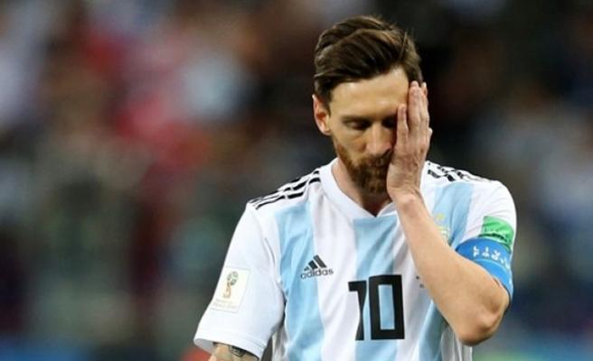 Lionel Messi, Milli Takımı Bırakacak