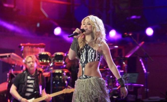Shakira Türk hayranlarına seslendi