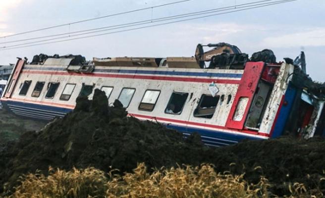 24 kişinin can verdiği tren faciasında gözaltı sayısı 6'ya yükseldi!