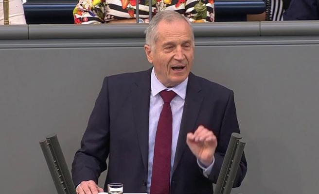 Alman Milletvekili Hohmann: Milli Takımda Türkleri İstemiyoruz