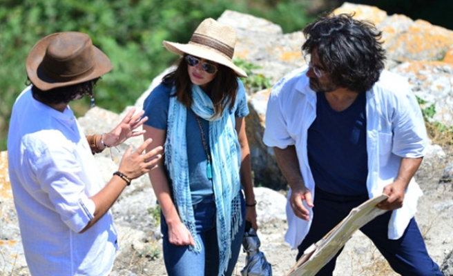 Hollywood yıldızı Megan Fox Türkiye'de